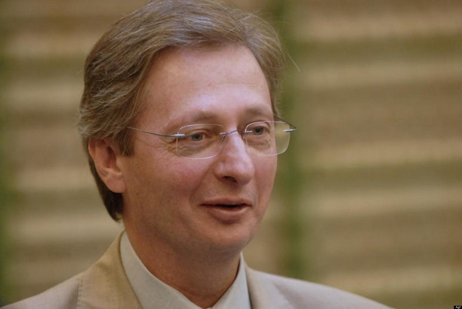 Felice Casson, vincitore delle primarie del centrosinistra