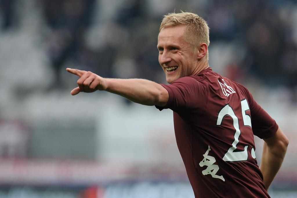 Glik, autore del gol vittoria per il Torino