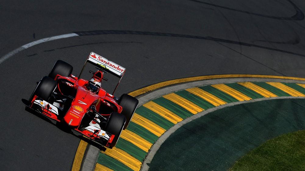 La monoposto di Sebastian Vettel