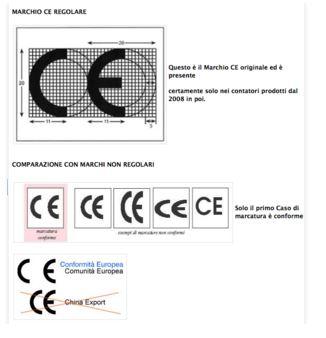 Contatore Enel Simbolo Triangolo