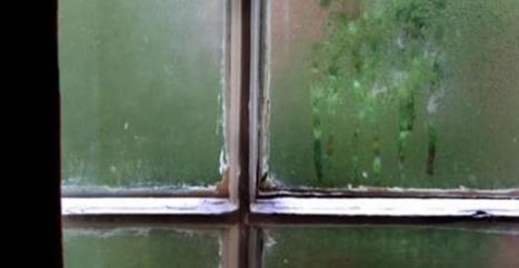 Problemi di condensa dentro la stanza ecco come - Condensa finestre doppi vetri ...