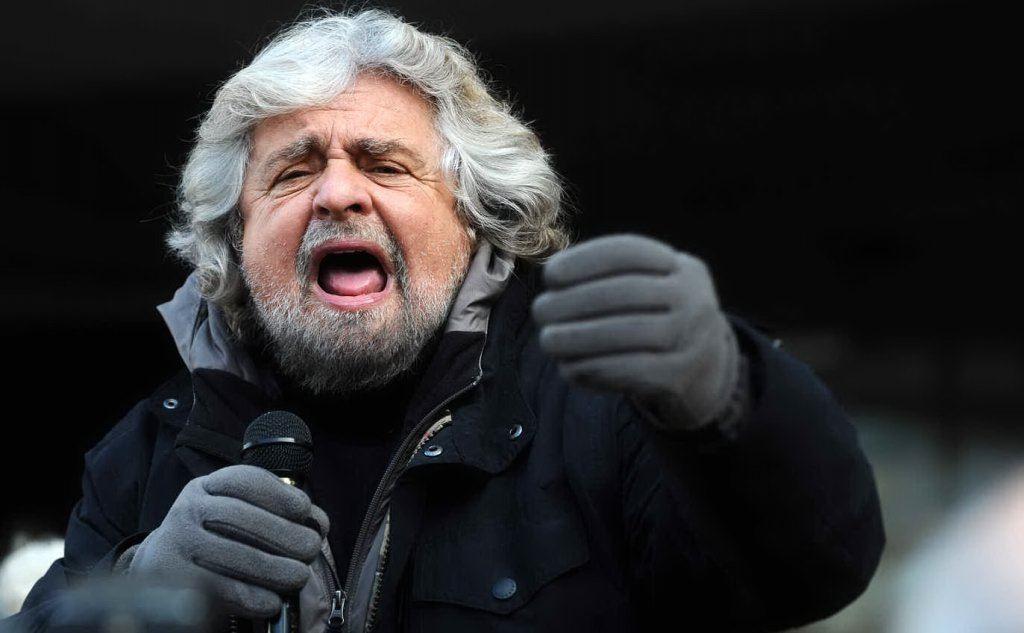 Beppe Grillo a processo per diffamazione