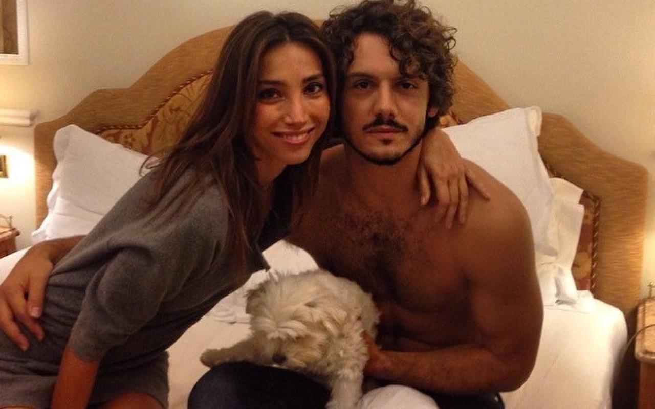 Giovanni Masiero e Chicca Rocco del GF ancora insieme