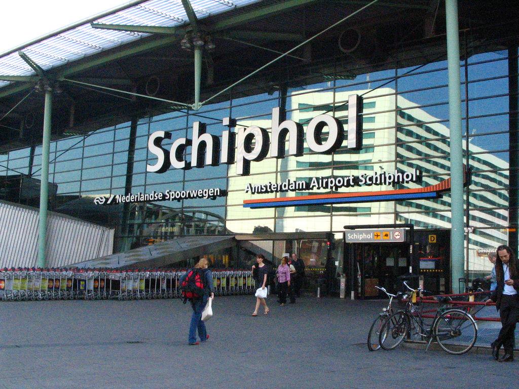 L'aeroporto di Schipol