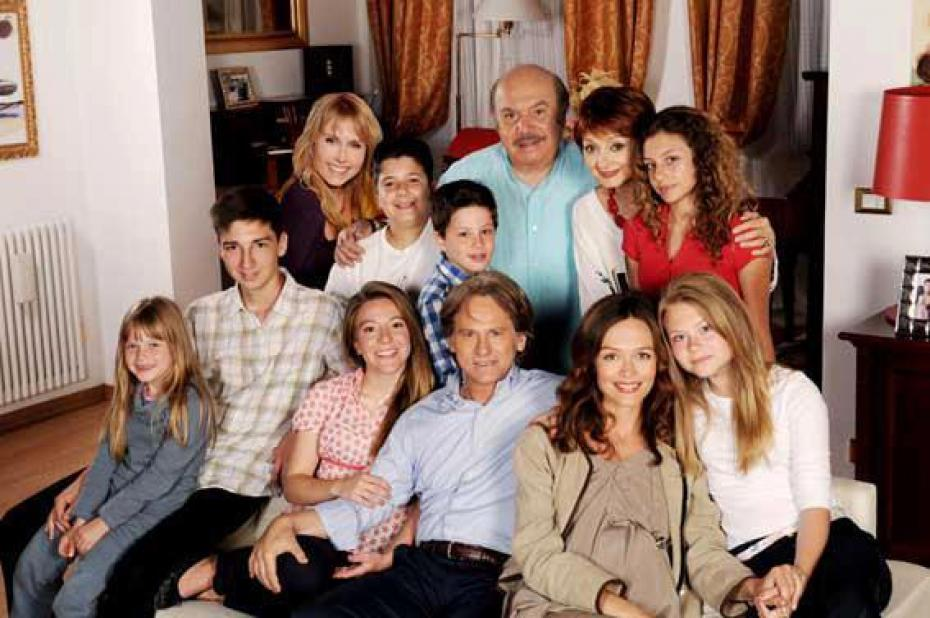 Un medico in famiglia, Domiziana Giovinazzo e Riccardo Alemanni sono una coppia
