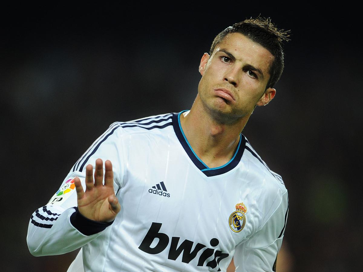 Cristiano Ronaldo, fuoriclasse portoghese