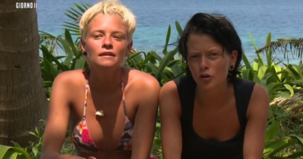 Le Donatella sull'isola
