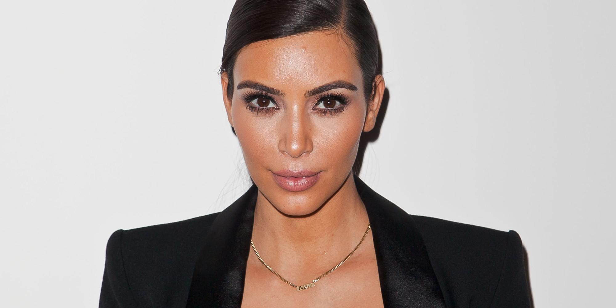 Kim Kardashian in tutto il suo splendore