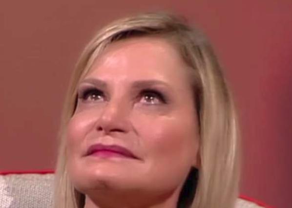 Simona Ventura In Lutto Ti Voglio E Ti Vorrò Sempre Bene News